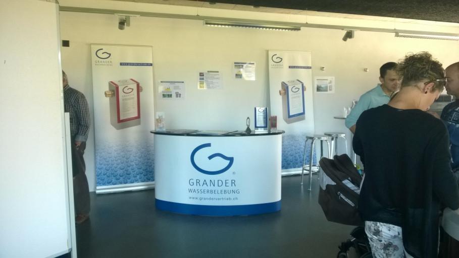 Tag der offenen Tür - Hans Grüter AG, Haustechnik, Oberkirch