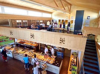 Bäckerforum Aeschlimann AG, Ladenansicht
