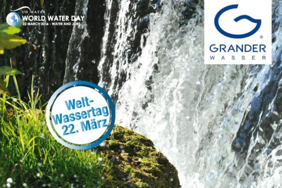 Weltwassertag GRANDER®