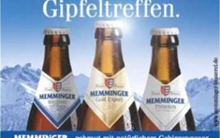 Memminger Bier - Edler Tropfen
