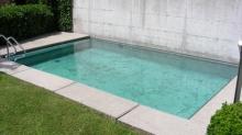 Privater Pool - Chemiefrei dank GRANDER®