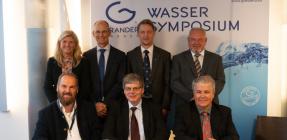 Neue Erkenntnisse und Fortschritte der Wasserforschung bei Wassersymposium präsentiert